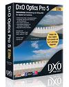DxO Optics Pro V5 Box