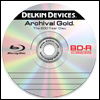 Delkin Archival Gold Blue-ray disc