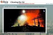 Mediastorm Peking Smog Multimedia Reportage