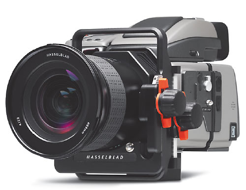 Hasselblad H3DII-50 HTS 1.5 tilt/ shift adapter