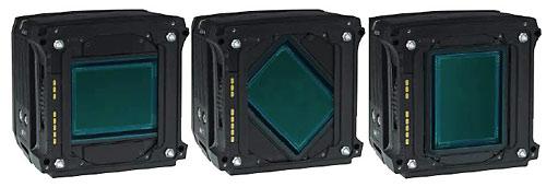Leaf AFi 10 Verto Technologie