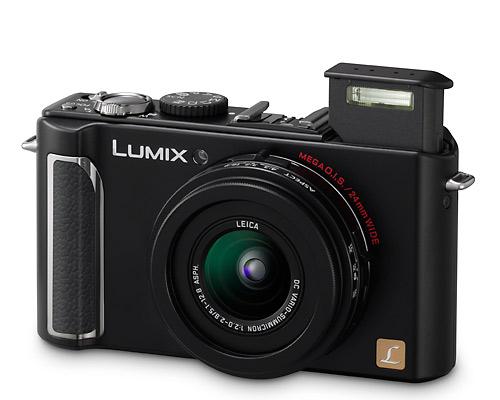 Panasonic Lumix DMC-LX3