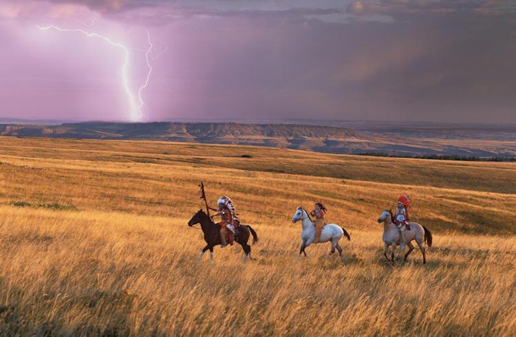 Fotoreise Zu Den Indianern Mit Christian Heeb Fotointern