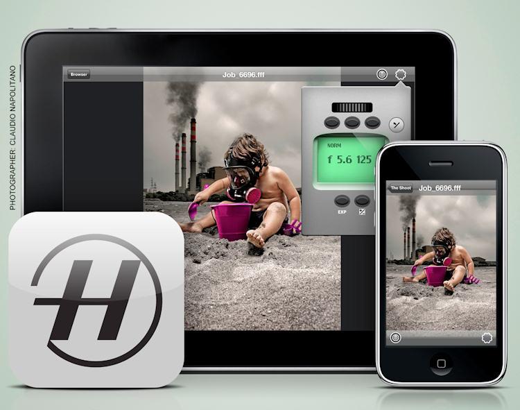 Phocus Mobile 2: Hasselblad lanciert neue iOS-Version ihres Raw-Entwicklers - fotointern.ch – Tagesaktuelle Fotonews