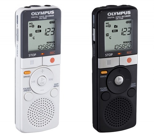 audiorecorder von olympus mit full hd videoaufnahme. Black Bedroom Furniture Sets. Home Design Ideas