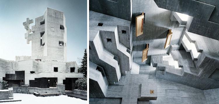 Bauen in beton monster der moderne zeitmagazin for Architektur brutalismus