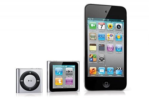 Apple Familie
