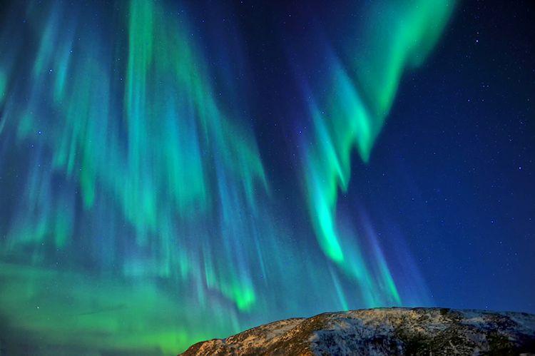 Polarlicht Südpol