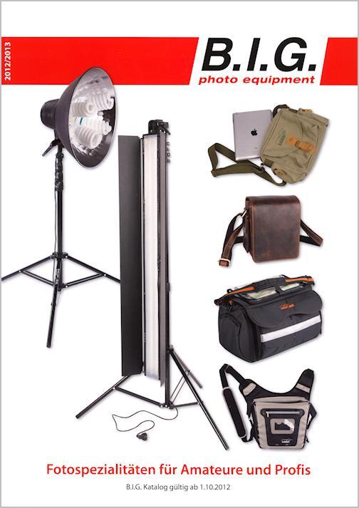 Neuer b i g katalog bei foto zumstein erschienen for Neuer weltbild katalog