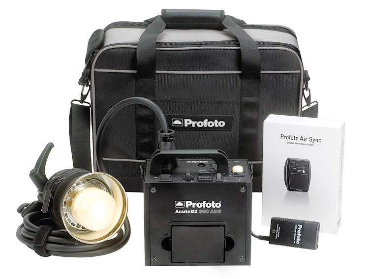 Profoto AcuteB2 600Ws AirS LiFe Power Pack 901101 B H Photo 92