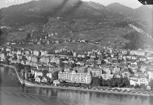 Archives cantonales vaudoises, PP 961/490, © Photo Aéroport Lausanne