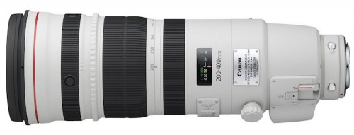 Canon EF 200-400mm L IS USM
