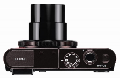 Leica C Dark-red Top