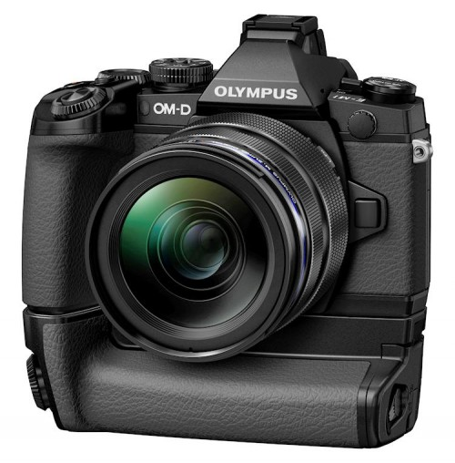 Olympus OM-D E-M1 Batteriegriff
