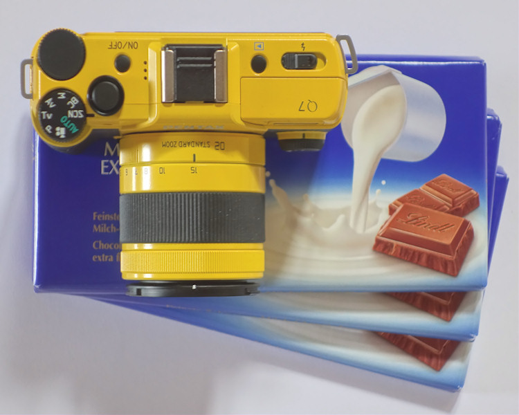 Pentax q7 die kleine gelbe in der praxis for Gelbe tafeln