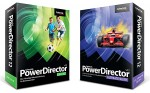 CyberLink PowerDirector12 Boxen Deluxe und Ultimate