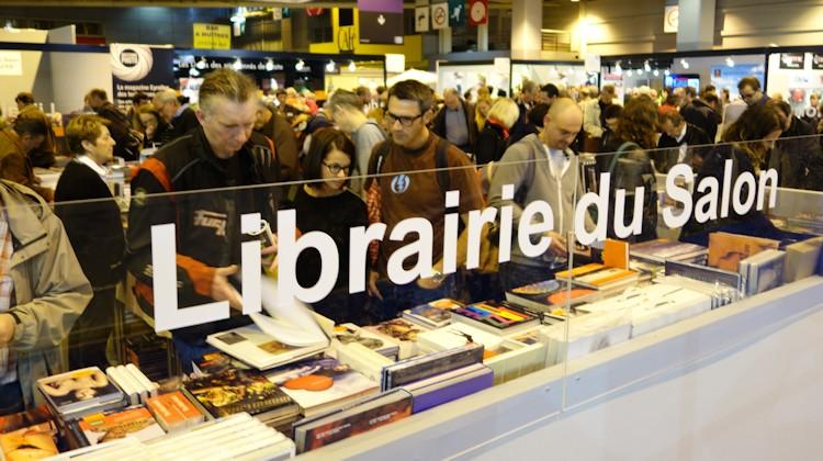 Salon de la photo paris das gr sste fotoschaufenster - Salon de the librairie ...