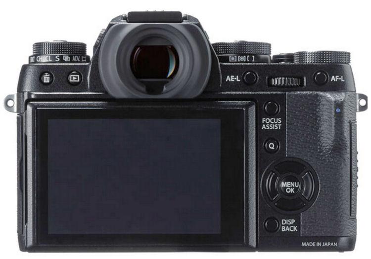 Fujifilm X-T1: Wetterfeste Spiegellose Systemkamera