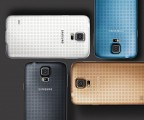 Samsung Galaxy S5 Farbvariationen