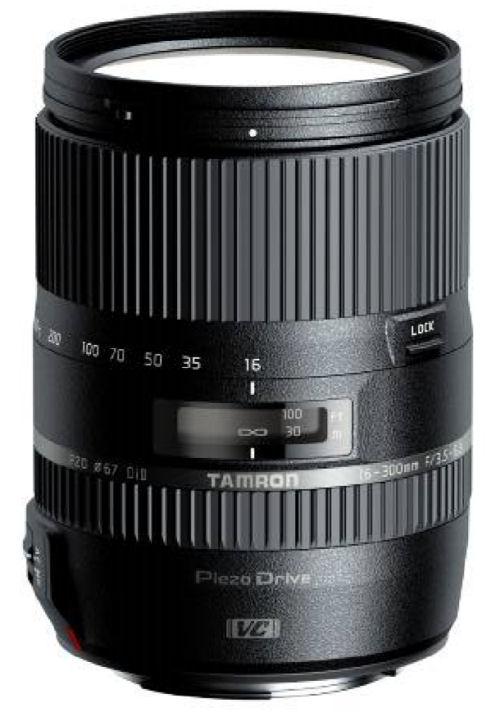 tamron 16 300 mm kompaktes 18 8 fach zoom f r aps c spiegelreflexkameras. Black Bedroom Furniture Sets. Home Design Ideas