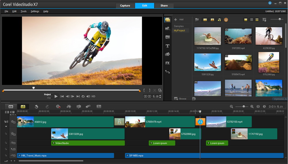 Uninstall and Remove Corel VideoStudio Pro X7 Step by Step