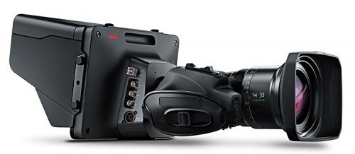 Blackmagic StudioCamera HD ENG Lens