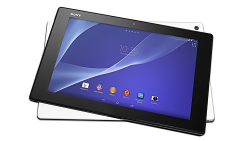 Sony Xperia Z2 Tablet Farbvarianten