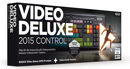 Magix Video deluxe2015 Control_Box