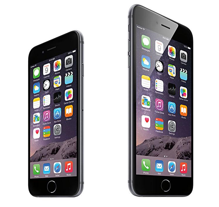Apple iPhone 6 und das grössere iPhone 6 Plus vorgestellt ...