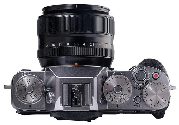 Systemkamera Fujifilm X-T1 Jetzt Auch In Silbergrau Und