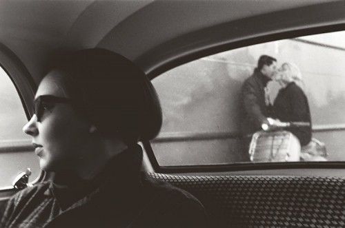 Louis Stettner_On a DutchFerry_1958_49 x 38 cm, Silver Print_750