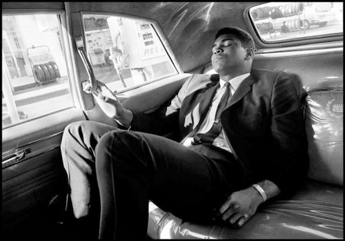 Thomas Hoepker USA. Louisville, Kentucky. 1966. Muhammad ALI_750