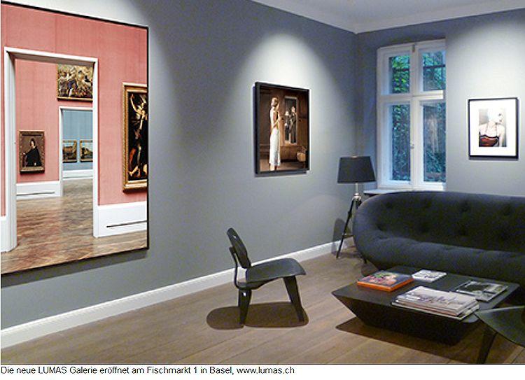 lumas er ffnet galerie in basel tagesaktuelle fotonews. Black Bedroom Furniture Sets. Home Design Ideas