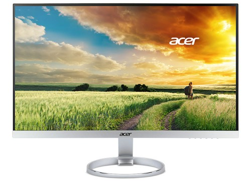 Acer H257HU frontal