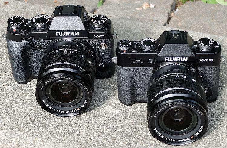 Fujifilm X-T10: Kompakter Und Preisgünstiger Als Die X-T1