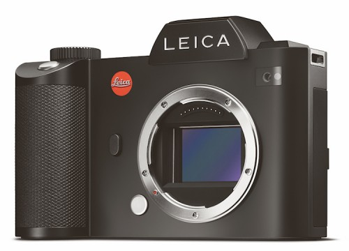 Leica SL without lens