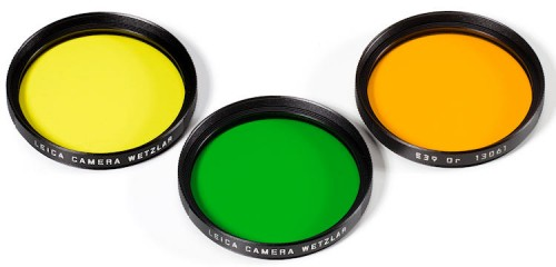 Leica_Color filters
