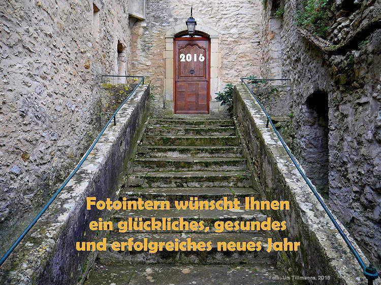 Beste Wünsche zum neuen Jahr - fotointern.ch – Tagesaktuelle Fotonews