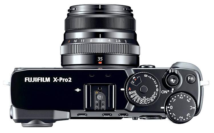 Fujifilm: Neue Spiegellose Profi-Systemkamera X-Pro2