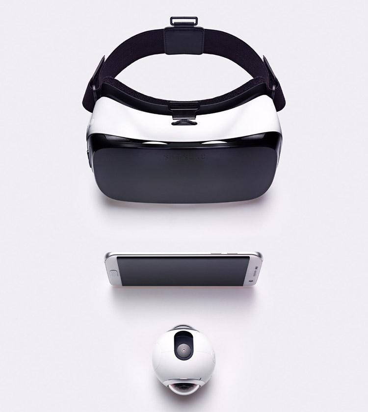 Samsung Gear 360 Kamera 360grad Videos Fotos Aufnehmen Und Teilen