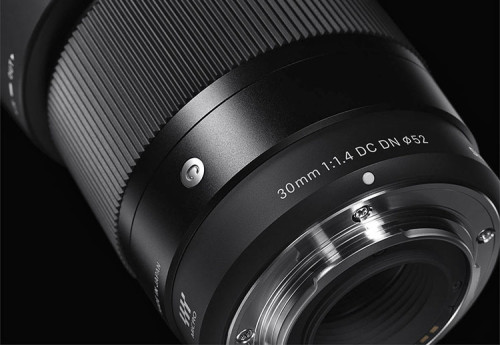 Sigma 30mm F14 DC DN Contemporary D3