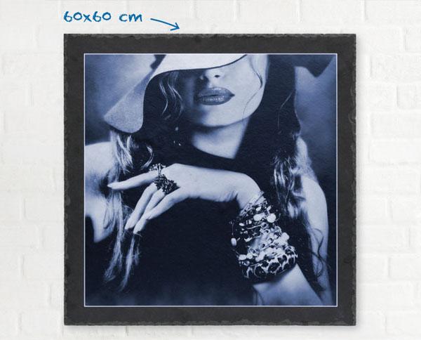 Fotos Auf Steinplatten Jetzt In Sechs Formaten Erhältlich - Steinplatte 60x60