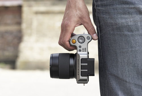 Hasselblad X1D Lifestyle InHand