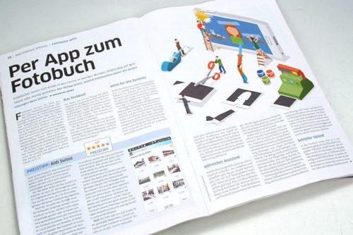 pctipp spezialausgabe multimedia mit test von apps zum. Black Bedroom Furniture Sets. Home Design Ideas
