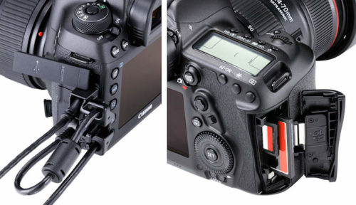 Canon EOS 5D Mk IV Connections 750