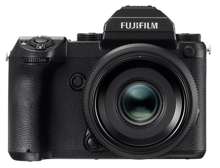 Fujifilm GFX 50S 63mm/2.8