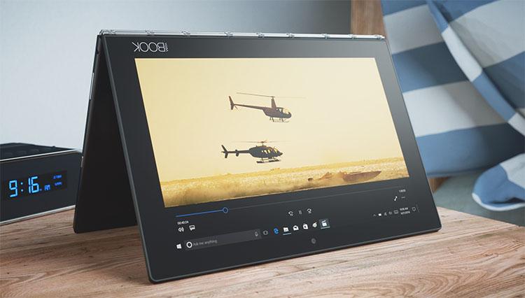 yoga book tablet notebook mit halo tasten und stift f r screen papier. Black Bedroom Furniture Sets. Home Design Ideas