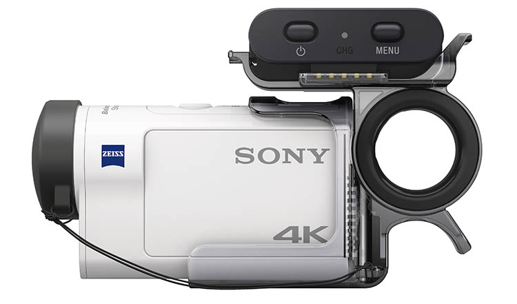 Sony Fdr-x1000v 4k Wasserdicht Aktion Video Kamera Eine GroßE Auswahl An Waren Camcorder