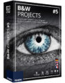Franzis Black-White projects 5 Box