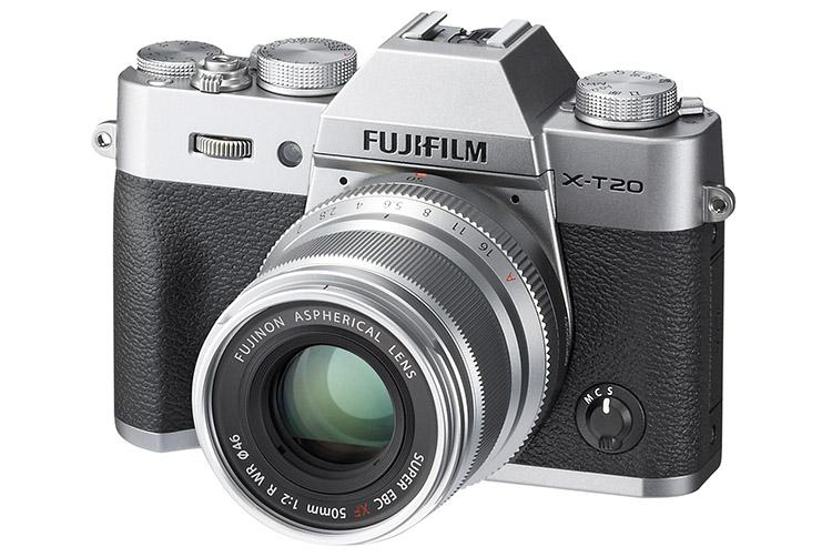 Fujifilm X-T20: Schnelle, Starke, Kompakte Systemkamera